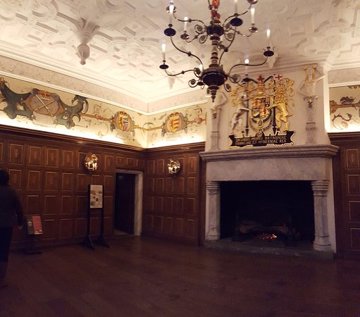 Edinburgh Castle: Mary Queen of Scots Chambers