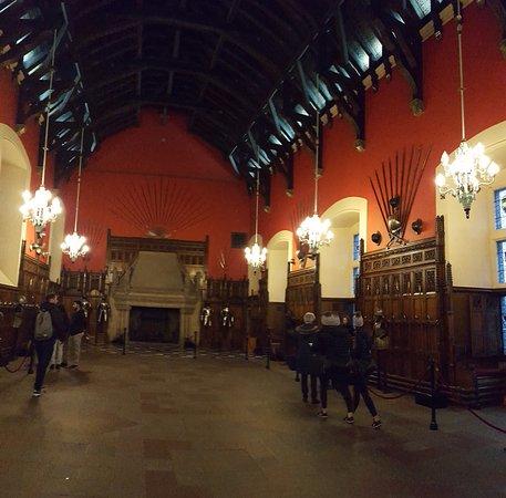 Edinburgh Castle: Great Hall