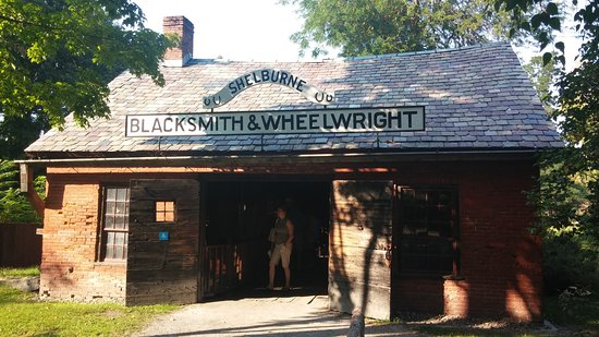 Shelburne, VT: The eclectic mix of artifacts