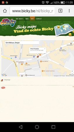 Sint-Niklaas, Belgium: #Locate your Bicky dealer