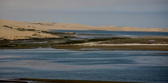 Walvis Bay, Namibia: The second largest Lagoon in Namibia