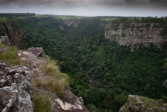 Mbotyi, South Africa: Fraser Falls and Gorge