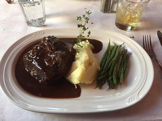 Cold Spring, NY: Braised short rib... cooked and seasoned to perfection