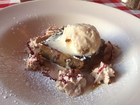 Cold Spring, Нью-Йорк: Bread pudding... omg good