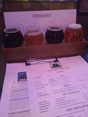 Somerville, MA: Personalized Flight of Beers