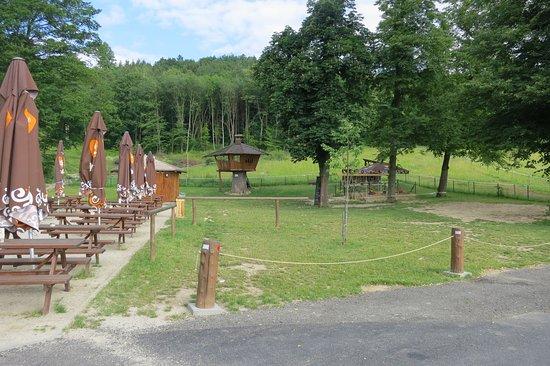 Olomouc Region, Τσεχική Δημοκρατία: Venkovní posezení před otevřením