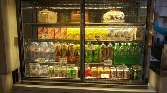 Bake: Drink Cabinet