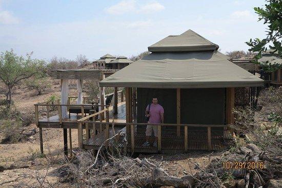 Simbavati Hilltop Lodge Photo