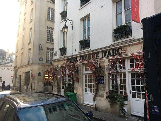 Hotel Jeanne D 39 Arc Picture Of Hotel Jeanne D 39 Arc Paris