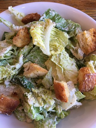 Webster Groves, MO: Caesar Salad