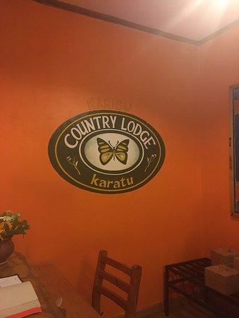 Karatu, แทนซาเนีย: Lobby