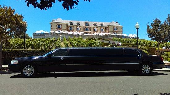 American VIP Limo Wine Tours
