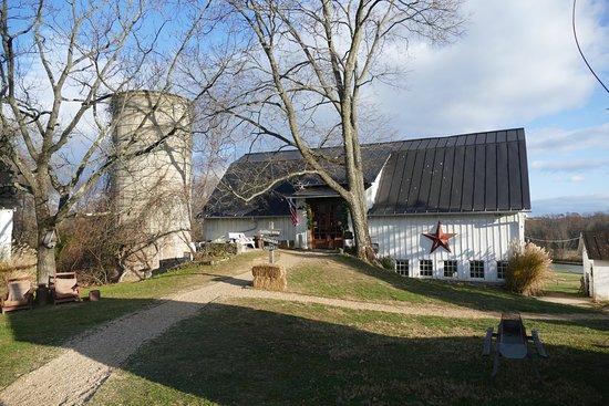 The Barns at Hamilton Station Vineyards