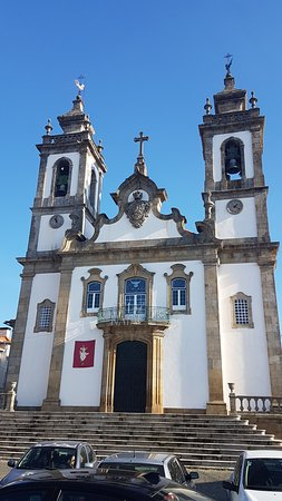 Penalva do Castelo, Portugal: Iglesia de la Misericordia