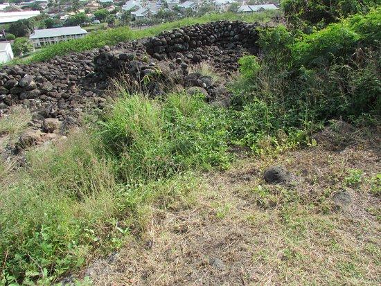Вайкуку, Гавайи: Halekiʻi-Pihana Heiau State Monument
