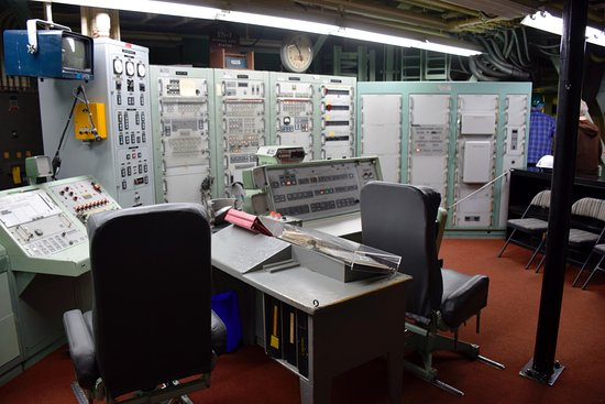 Sahuarita, AZ: Control center.