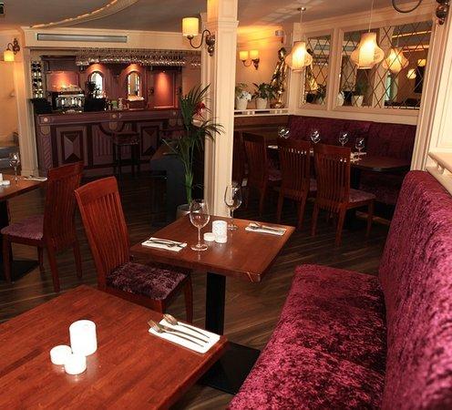 Naas, Irlanda: Mister Lin's Restaurant