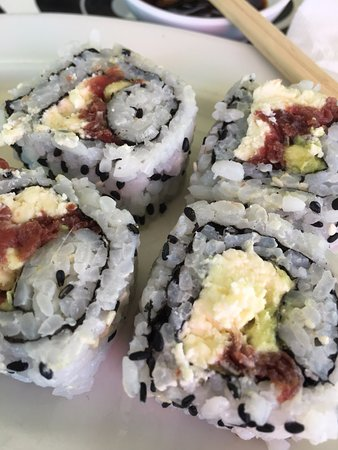 Beaufort West, South Africa: Sushi