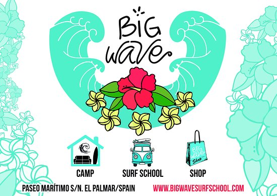 El Palmar, España: Big Wave Surf School