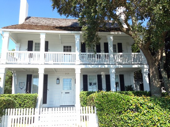 Beaufort, NC: Beautiful historic home seen on the tour