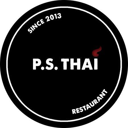 Diksmuide, Belgium: logo P.S. Thai