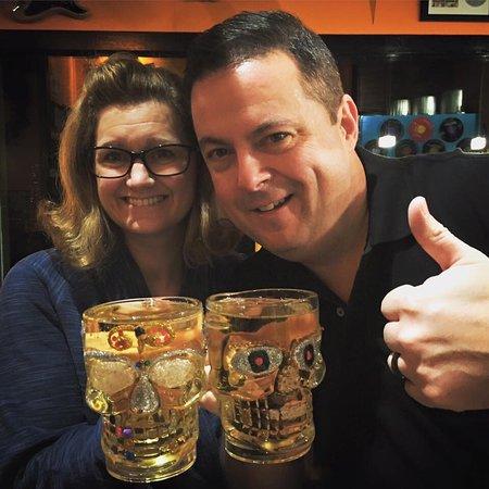 Ludlow, VT: Cheers at Mojo!