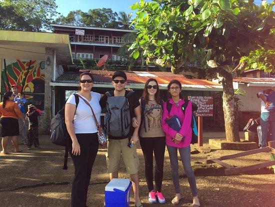 El Castillo, Nikaragua: Nuestras mejores vacaciones en Río San Juan....