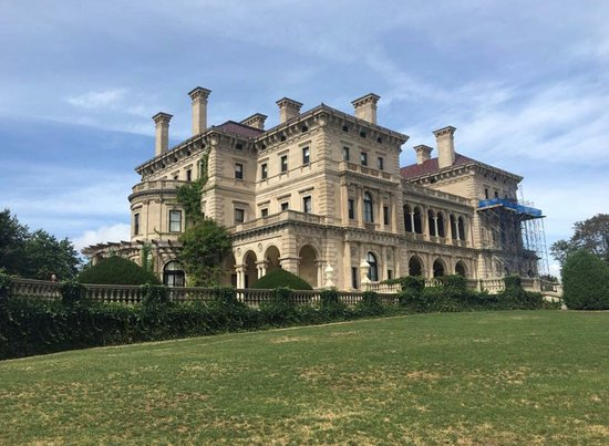 The Breakers Newport Ri Picture Of The Breakers
