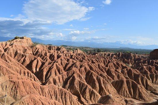 Desierto de la Tatacoa: Sector el Cusco