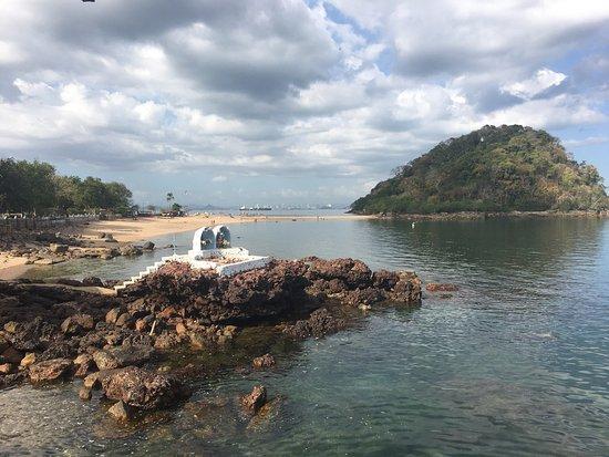 Isla Taboga, Panamá: photo0.jpg