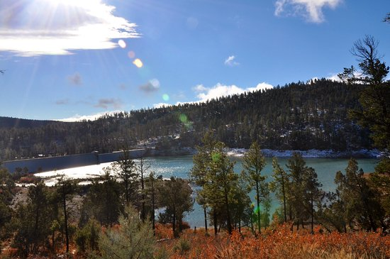 Ruidoso, Нью-Мексико: Grindstone Lake
