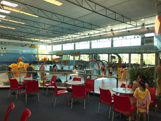 Ryde Aquatic Leisure Centre