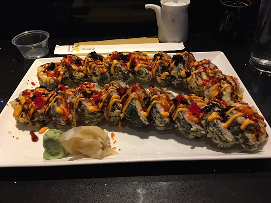 Hanover, MD: From the Sushi Chef in the Maryland Live Casino!!