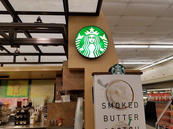 Ponca City, OK: Starbucks