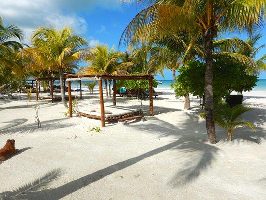 Entrance picture of holbox hotel mawimbi holbox island for Villas hm paraiso del mar holbox tripadvisor