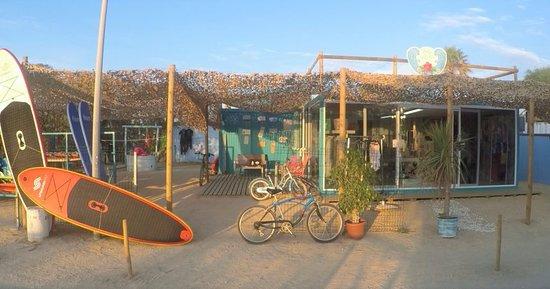 El Palmar, Ισπανία: Tienda