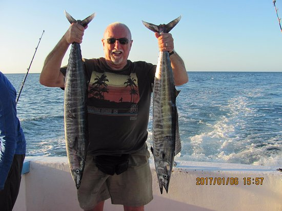Residencial Casa Linda: Great fishing 20 minutes away