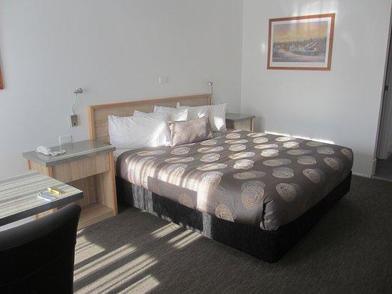 Albury, Australia: Comfortable bed