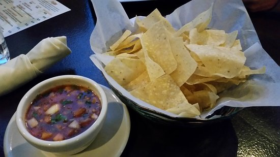 Ashburn, VA: Salsa and Chips