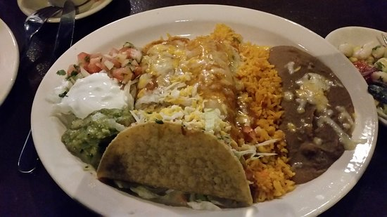 Ashburn, VA: Taco, Enchilada and Tamale Plate