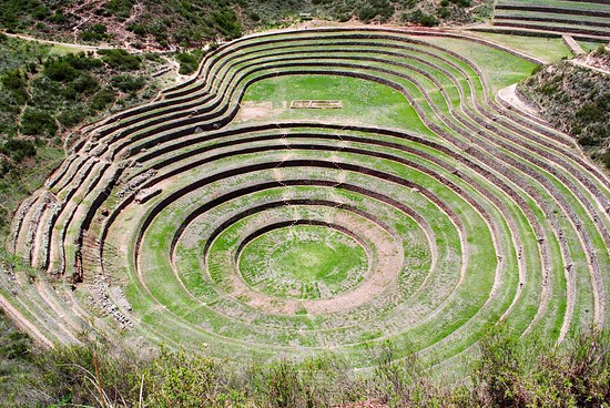 Maras, Perú: Parque Arqueologico de Moray