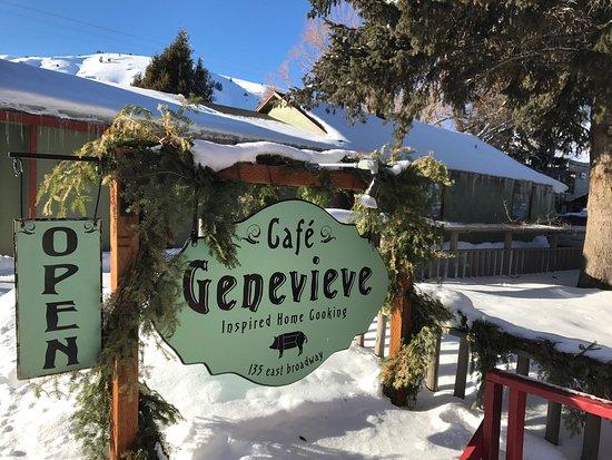 Cafe Genevieve: photo0.jpg