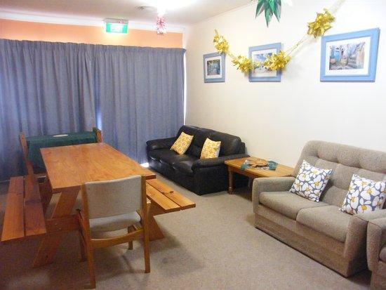 Χάμιλτον, Αυστραλία: Lounge Dining (Communal)