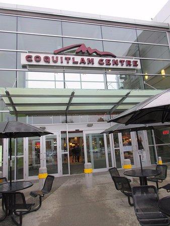 Coquitlam, Canada: Entrance