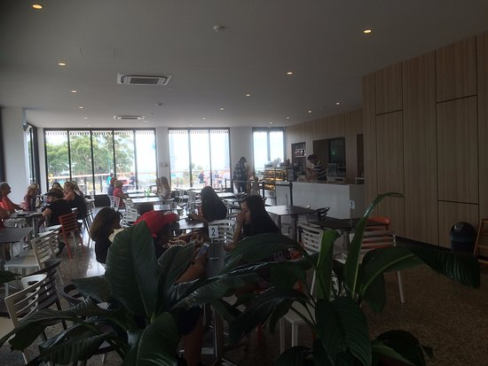 Arthurs Seat, Australia: Cafe At The Top