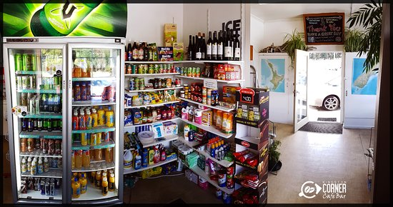 Kingston, Selandia Baru: Groceries