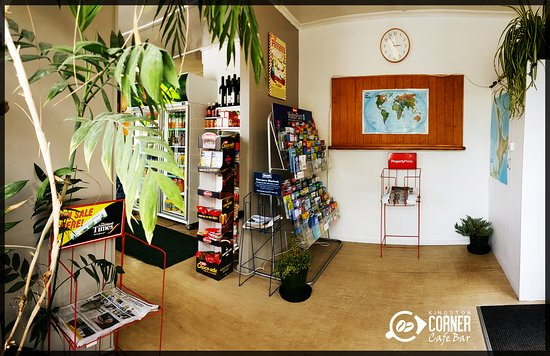 Kingston, Selandia Baru: I-Site