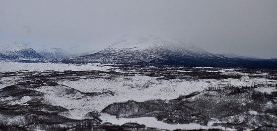 Talkeetna, AK: Amazing Views
