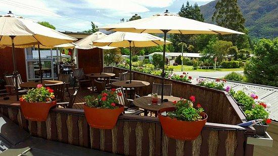 Kingston, Selandia Baru: Sun Deck