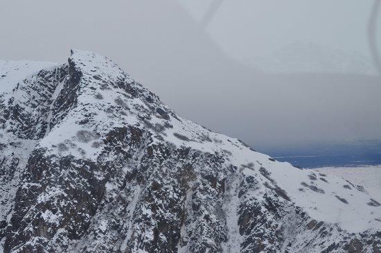 Talkeetna, AK: Great views